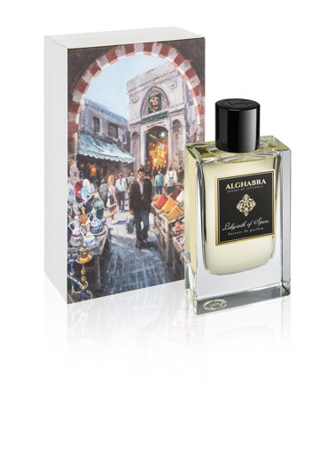 Alghabra Alghabra  Labyrınth Of Spıces Extraıt De Parfum  50Ml Unisex Renksiz